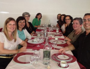Almoço Foto de Paulo Rogério Finatto.
